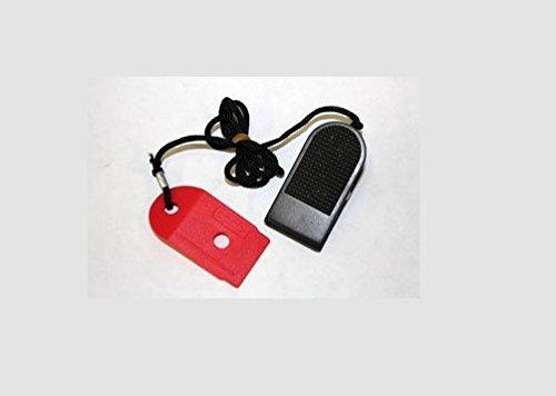 Horizon Fitness Limited Digital Club Series Treadmill Safety Key Set 016167-Z