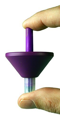 Doodle Top, Miniature Edition- Fully Functional Spinning Top Toy ...