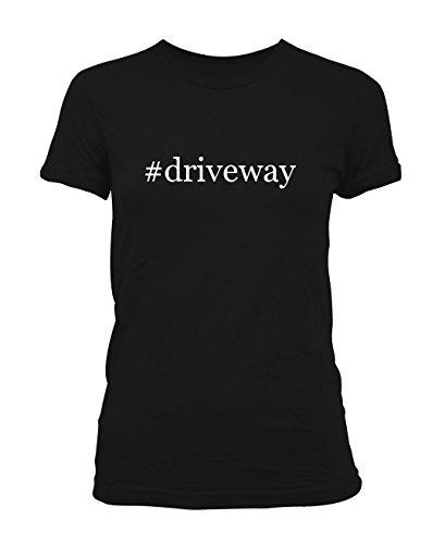 driveway-hashtag-ladies-juniors-cut-t-shirt