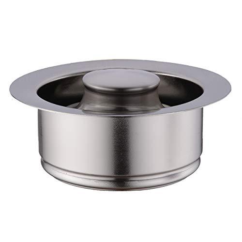 BESTILL Brass Kitchen Sink Flange Kit for 3-Bolt Mounted Garbage Disposal,Brushed Nickel by BESTILL (Image #6)