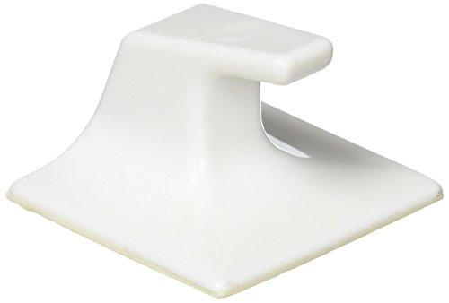 OOK 72800 2-Pound Large Plastic Self-Adhesive All-Purpose Hook