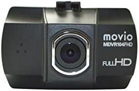 Movio ドライブレコーダー MDVR104FHD