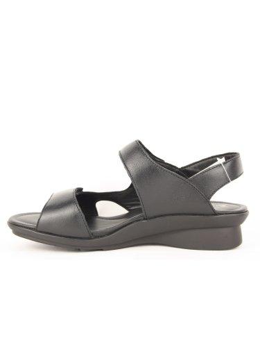 MEPHISTO sandale modèle PRUDY velcro noir / black