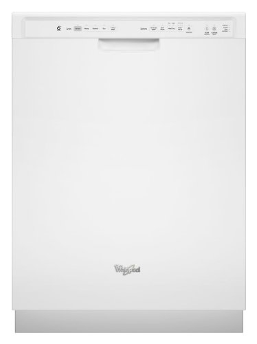 Whirlpool Wdf750sayw Gold 24 Quot White Full Console