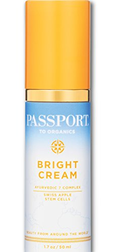 Bright I - Best Brightening Cream Advanced Formula for Sensitive Skin - Helps Fine Lines and Wrinkles - Leaves Skin Silky and Soft - Satisfaction Guaranteed