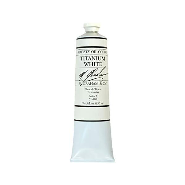 M-Graham-Artist-Oil-Paint-Titanium-White-5oz-Tube