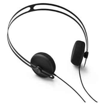 AIAIAI Tracks Headphone with Microphone - Black - 05401