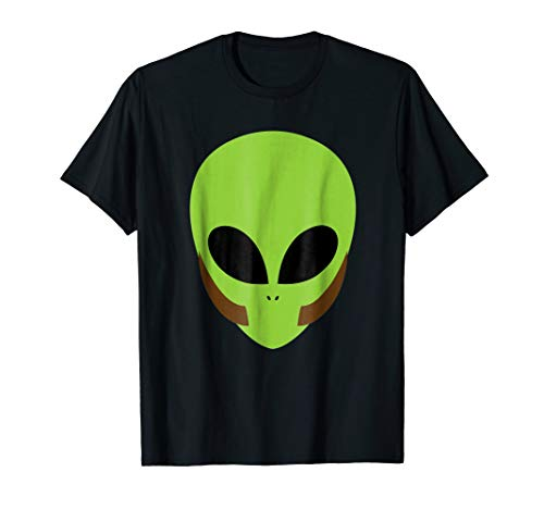 (Alien Mutton Chops Sideburns Hipster Roswell Area 51)
