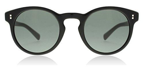 Valentino VA4009 501087 Black VA4009 Round Sunglasses Lens Category 3 Size - Women's Round Sunglasses Valentino