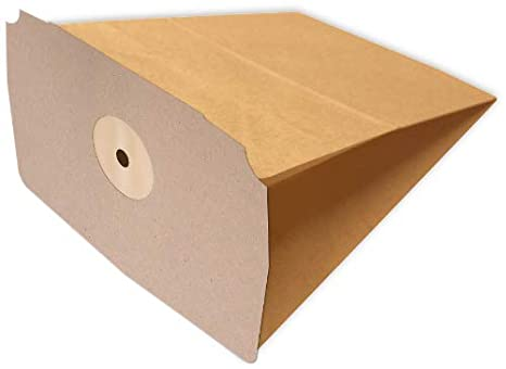 10 bolsas de aspiradora S 12 de papel apta para ELEKTROLUX ...
