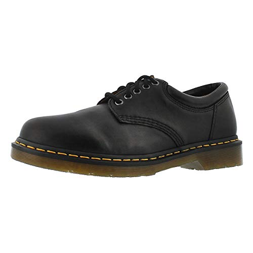 (Dr. Martens Men's 8053 5-Eye Casual Lace Up Shoe Black 6 M UK)