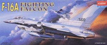 Academy 1:72 - F-16A Fighting Falcon - F-16a Fighting Falcon