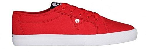 Osiris Skateboard Schuhe --Mith- Red/Red/ White