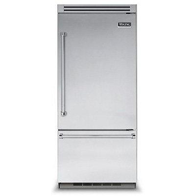Viking VCBB5363ERSS 5 Series Bottom-Mount Refrigerator/Freezer (Right hand) (Door Bottom French Mount Refrigerator)