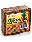 Organic African Black Soap | Natural Acne Treatment | 16 OZ (1 lb)