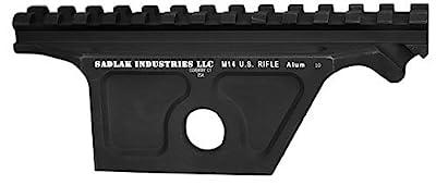 Sadlak Industries M14 Aluminum Scope Mount