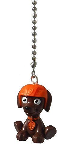 Paw Patrol Puppy Dog Ceiling Fan Pull (Brown Air Rescue ZUMA )