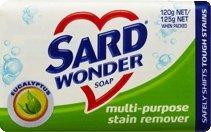 Australian - Sard Wonder Soap with Eucalyptus 120g.