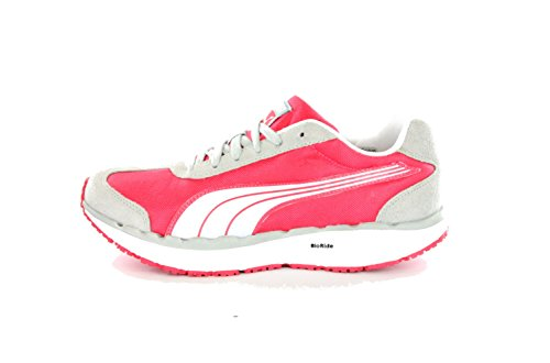 PUMA SCARPE SPORTIVE BODYTRAIN SPECTER WMN'S DONNA, ROUGE RED/GREY VIOLET/WHITE, COLORE ROSSO