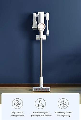 Aspirateur Robot Aspirateur Sans Fil Portable 20000pa Cyclone Aspiration Filter Dust Collector Pour La Maison