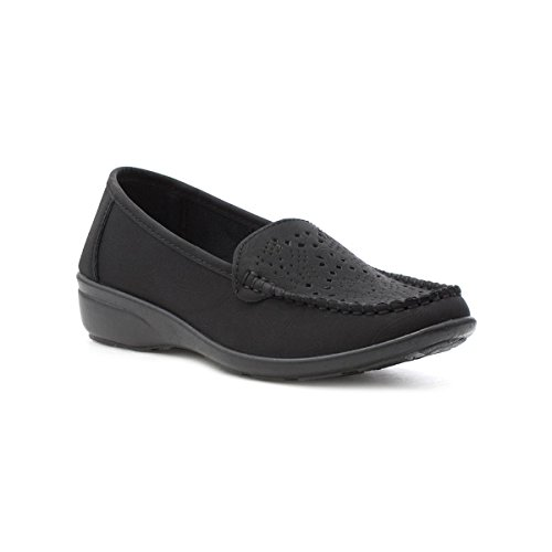 Casual Loafer Softlites Chop Womens Black Black Out ZqwOFUI