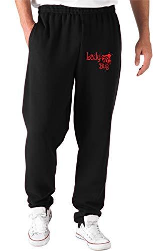 Nero Pantaloni Fun2327 Lady Tuta T Bug shirtshock qStw6c8Zv