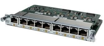 BCR Cisco Etherswitch 9-Port High-Speed WAN Interface Card- HWIC-D-9ESW