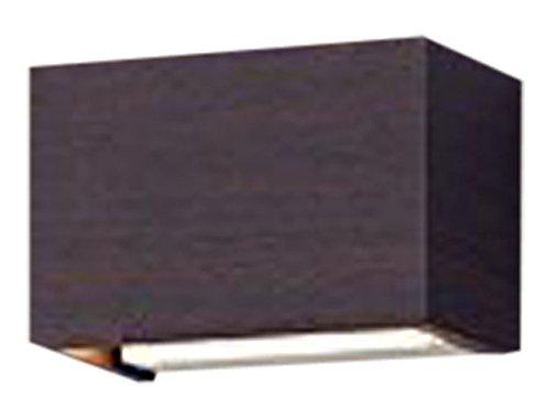 パナソニック(Panasonic) シンクロ調光ブラケット(昼白電球色)明るさフリー(ウォールナット調仕上) LGB81699LU1 B00VTAPG0O 10208  木製ウォールナット調仕上