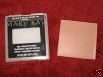 mary kay day radiance cream DELICATED BEIGE .35ONZ NEW FRESH