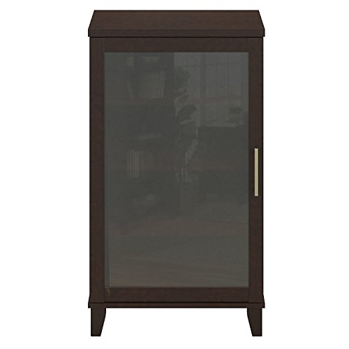 Bush Furniture Somerset Audio Cabinet or Bookcase
