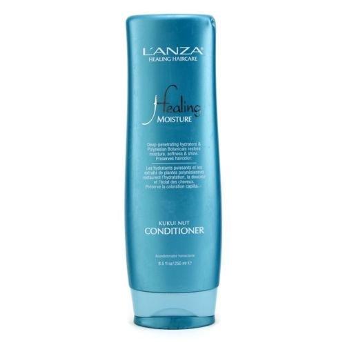 Lanza - Healing Moisture Kukui Nut Conditioner - 250ml/8.5oz All Hair Types