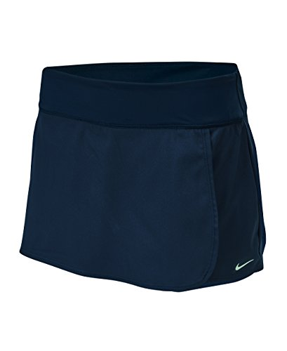 Nike Womens Core Swim Boardskirt Swimsuit Bottom M MidnightNavy