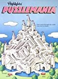 img - for Hightlight's Puzzlemania (Find your way through the castle from start to finish cover) book / textbook / text book