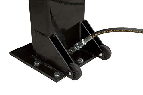 Dannmar MaxJax Portable 6000lbs Capacity Portable 2Post Lift