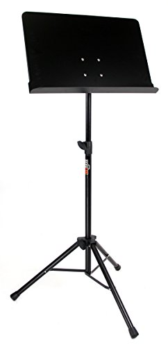 Gearlux Solid-Top Collapsible Music Stan...