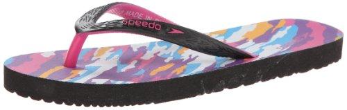 Speedo Loco Zorillas-Kids Zori Flip Flop ,Camo/Rainbow Sunse