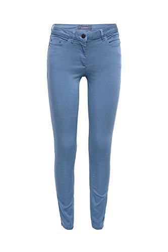 Esprit - Jean Skinny Femmes - 078EO1B001-44 Bleu Canard