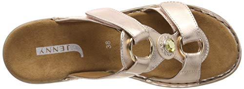 Jenny Para Mujer 55 Korsika Copper Mules 2257268 7O8fF7