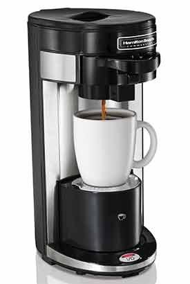 Hamilton Beach HDC300 600 Watt Black Flexbrew Single Serve Coffeemaker (Hamilton Beach Flexbrew Parts compare prices)