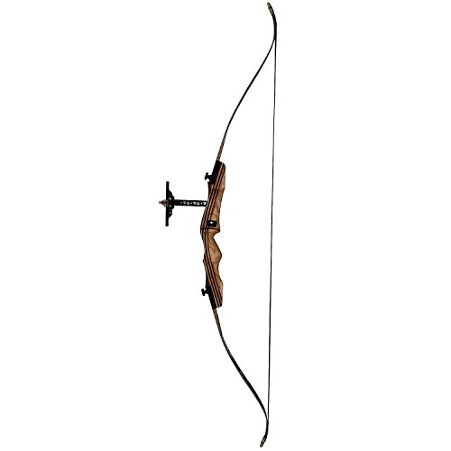 Series Entry Level Wooden Twist Recurve Bow, Riser Length 24 Inches, Right Hand (Pro Line Single Tool)