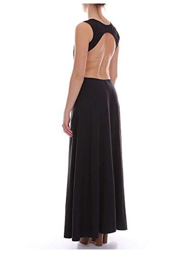 Nero Vestito Sintetiche Donna 38148black Fibre Miss Bikini BanxYwqARz