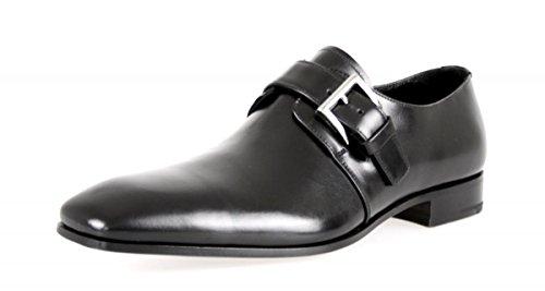 Prada Mannen 2oa011 Lederen Zakelijke Schoenen
