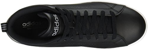 Cl Zapatillas Advantage Core Deporte Mid Grey de Adidas Negro Adulto Unisex Black Three 6q5wtdx
