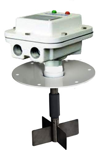 (Bindicator Roto-Bin-Dicator PRO in a NEMA 4X Polyester Coated Aluminum Housing; 1-1/4