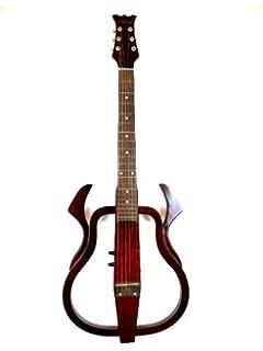 sojing 020 a-u Silent eléctrico guitarra clásica: Amazon.es ...