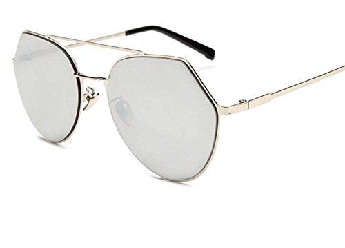 Gafas Sol Sol De Gafas A3 Con De A1 Sol Retro De Gafas De Tendencia Grandes Sol Gafas rrHxBqg