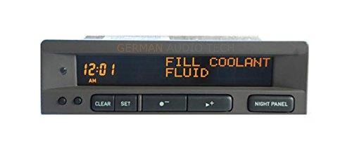 SAAB 95 SID2 INFORMATION RADIO CLOCK DISPLAY 1999 2000 2001 2002 2003 2004 5263249