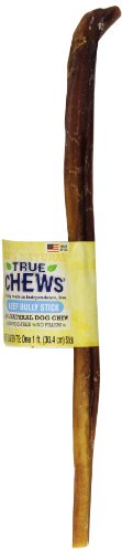 UPC 031400019804, True Chews Premium USA Beef Bully Sticks, 12-Inch
