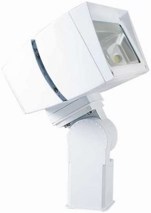 RAB Lighting FFLED39SFNW PCS Future Flood 39W Neutral LED Slipfitter, 120V, White