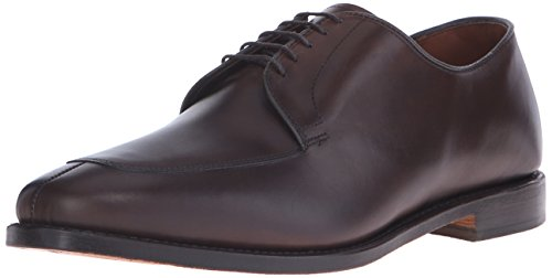 Allen Edmonds Men's Delray Moc Toe Oxford,Brown,10.5 (Split Toe Oxfords)